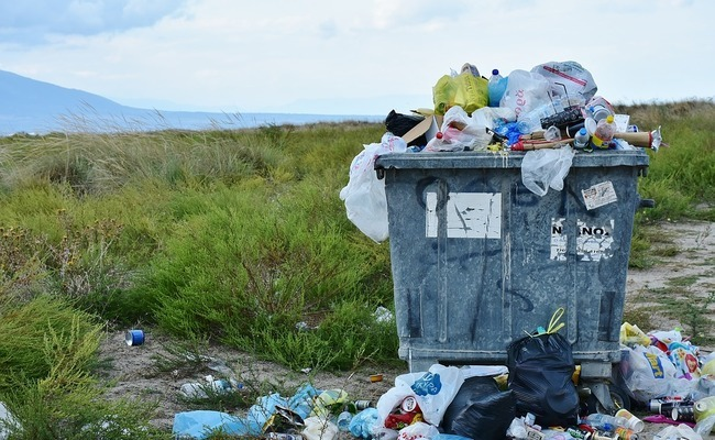 تولیدی پلاستیک زباله