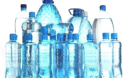 بطری پلاستیکی کوچک