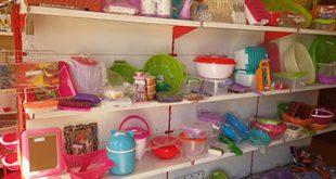 پخش ظروف پلاستیکی آشپزخانه