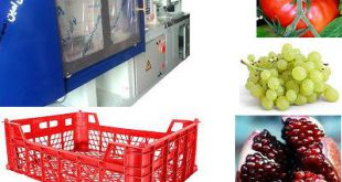 فروش سبد پلاستیکی میوه