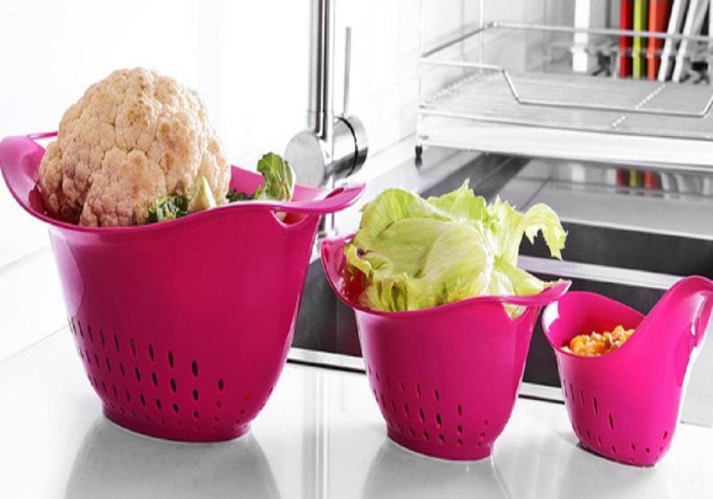 خرید ظروف پلاستیکی آشپزخانه