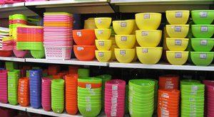 تولید کننده ظروف پلاستیکی