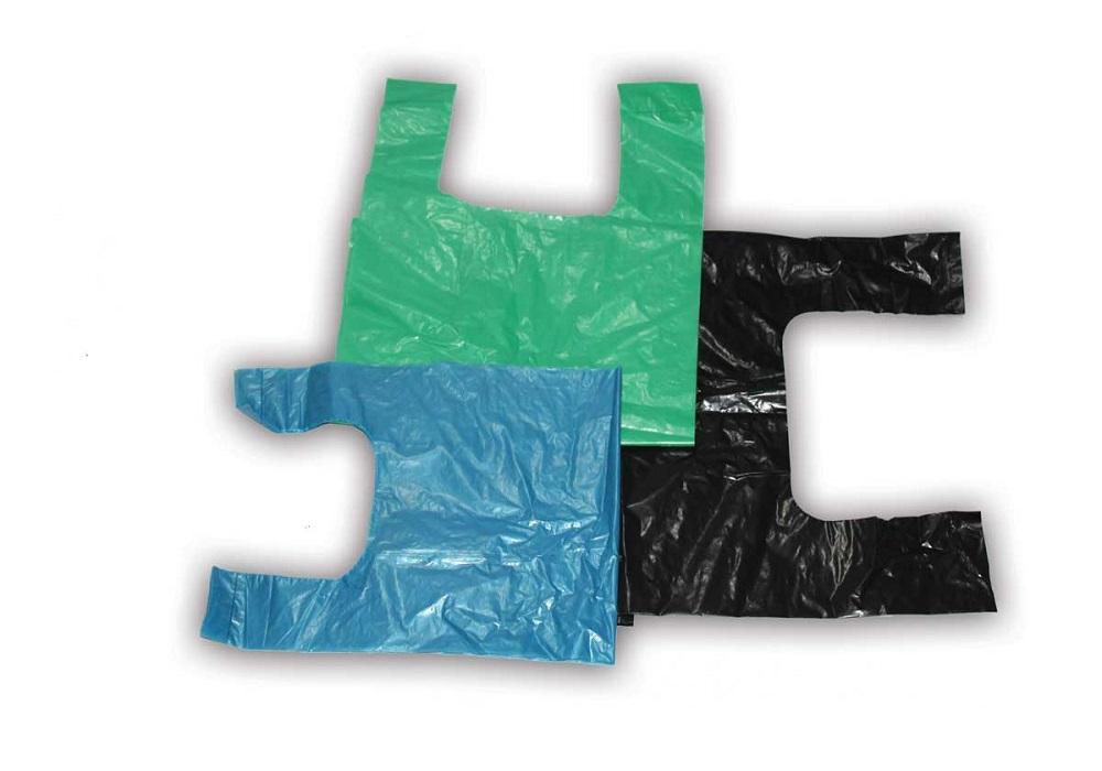 انواع پلاستیک دسته دار